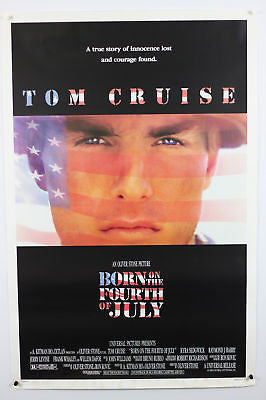 Born on the Fourth of July Original Movie Poster