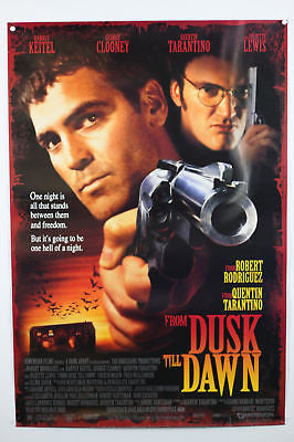 From Dusk Til Dawn Original Movie Poster