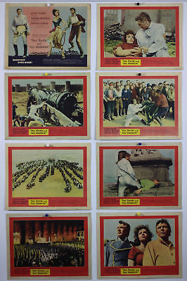 Sinatra Pride and the Passion Original Lobby Card Set