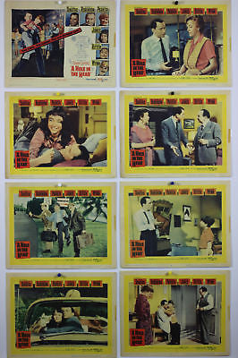 Sinatra Hole in the Head Original Lobby Card Set 1959