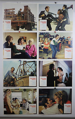 Five Easy Pieces Original Lobby Card Set Jack Nicholson