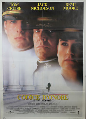 A Few Good Men GIANT SIZE Italian Movie Poster
