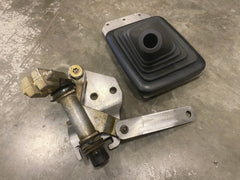 ZF5/Transfer Case Shifter Re-Locate Kit