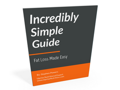 Incredibly Simple Guide | Fat Loss Made Easy