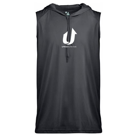 Poly-Tech Sleeveless Hoodie