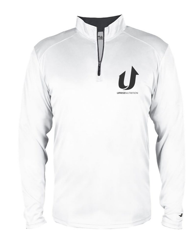 Quarter-Zip Pullover | Big U Logo