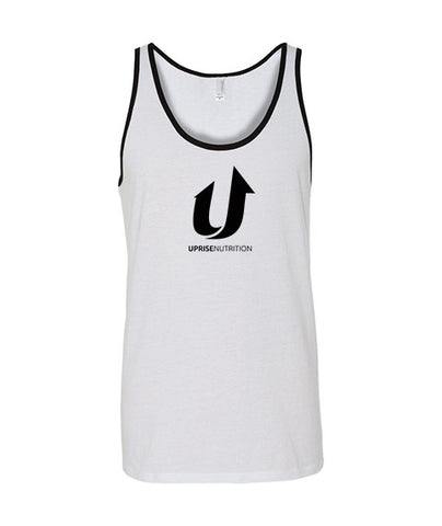 Men's Lined Premium Tank | Big U Logo
