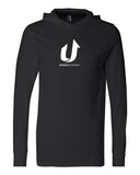 Hooded Lightweight Long-Sleeve