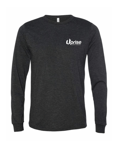 Dri Blend Long Sleeve | Traditional Logo