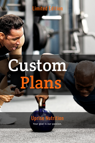 Custom Builder | Nutrition & Training Program