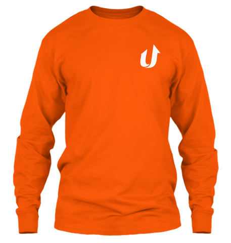 "Long Sleeve ""Jersey Style ""Tee"