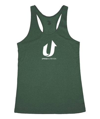 Women's Pro Heather Racerback Tank