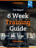 Get Ripped | Nutrition, Meal Plan, and Training