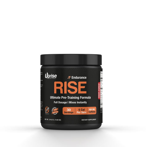 RISE Endurance | Best Pre Workout In The Industry