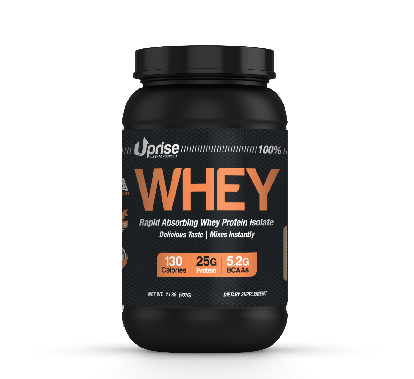 Uprise Nutrition 100% WHEY Protein