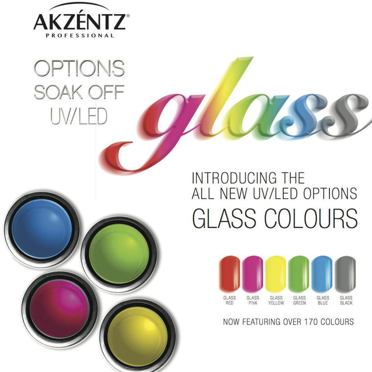Options GLASS Colours