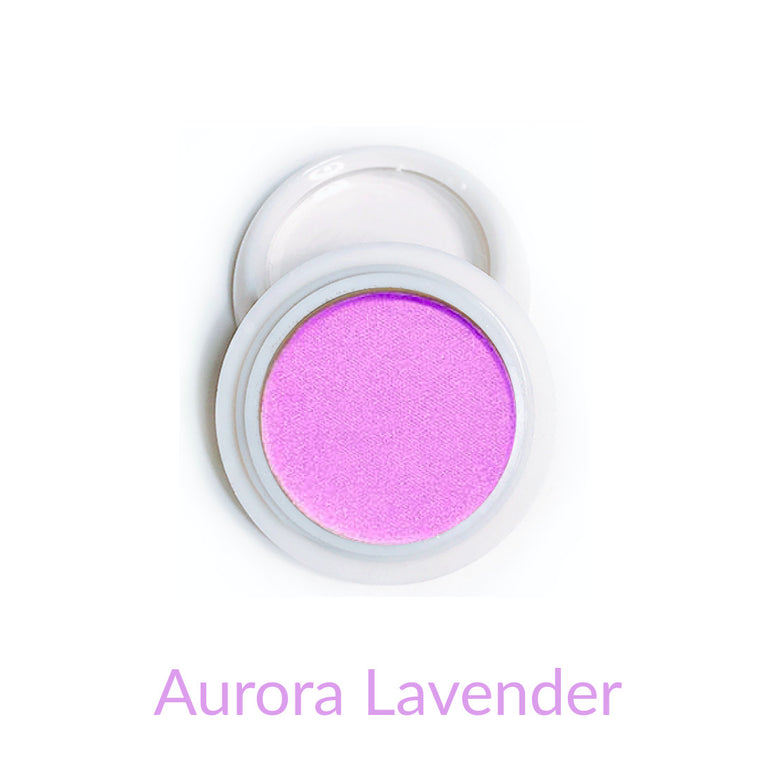 Candy Compact Chrome Powder - Aurora Lavender