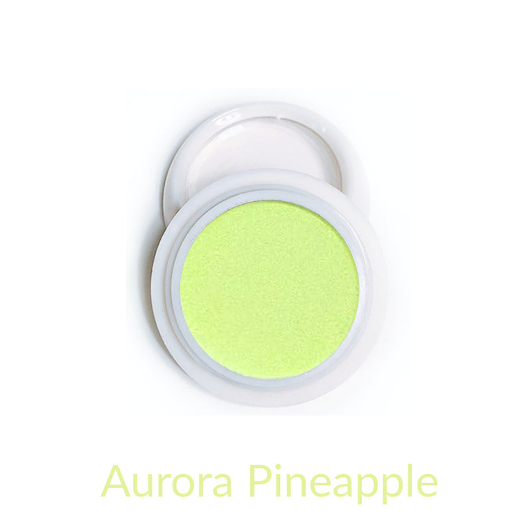 Candy Compact Chrome Powder - Aurora Pineapple