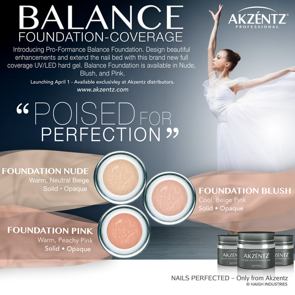 Pro-formance Hard Gel - Balance Foundation Blush