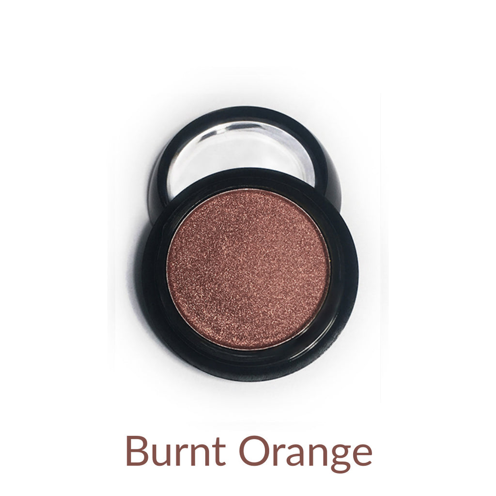 *NEW* Compact Chrome Powder - Burnt Orange
