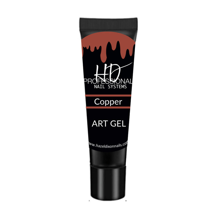 HD Pro Art Gel - Copper