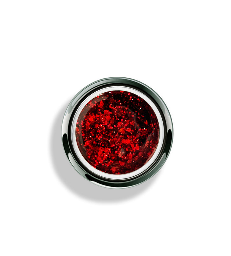 *NEW* Gel Play Glitter - Scarlet Fantasy