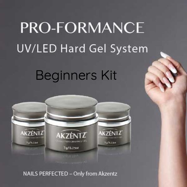 Akzentz Pro-formance beginners kit