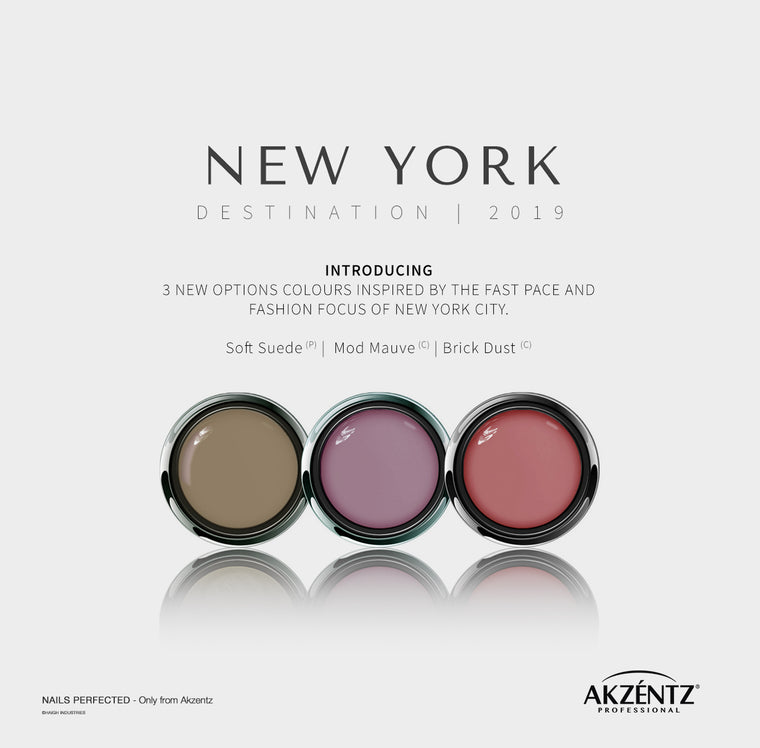 *NEW* Options New York Colour Collection