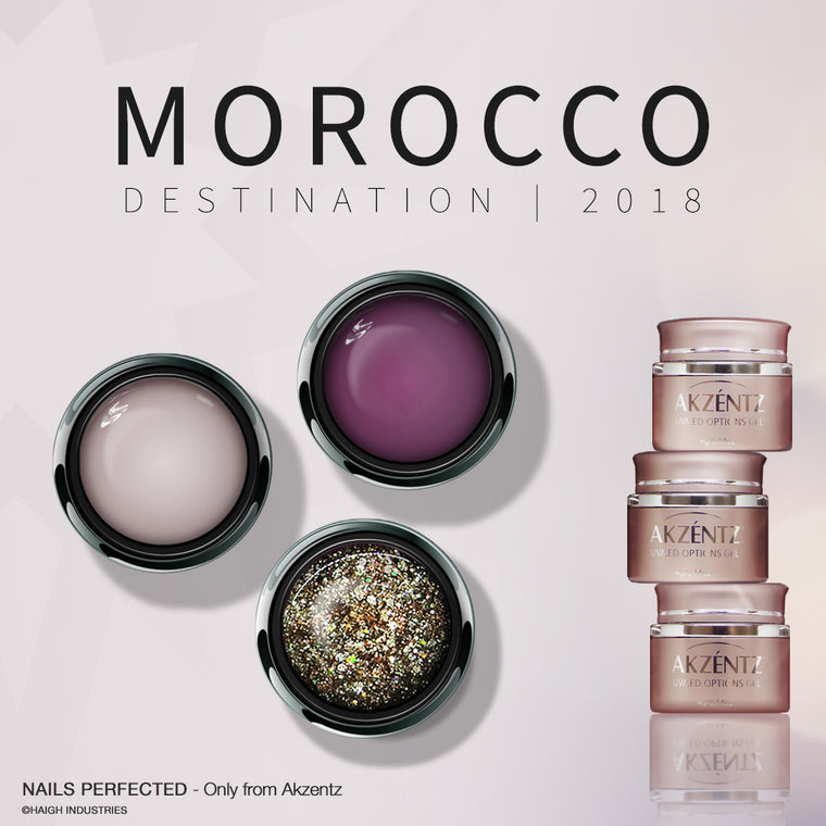 *NEW* Options Morocco Colour Collection