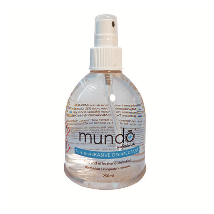Mundo File & Tool Disinfectant Spray