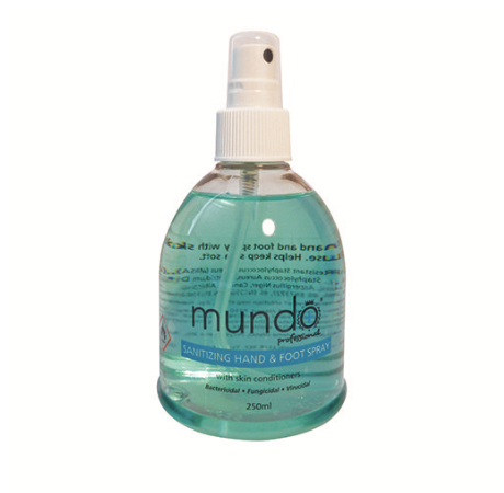 Mundo Sanitizing Hand & Foot Spray