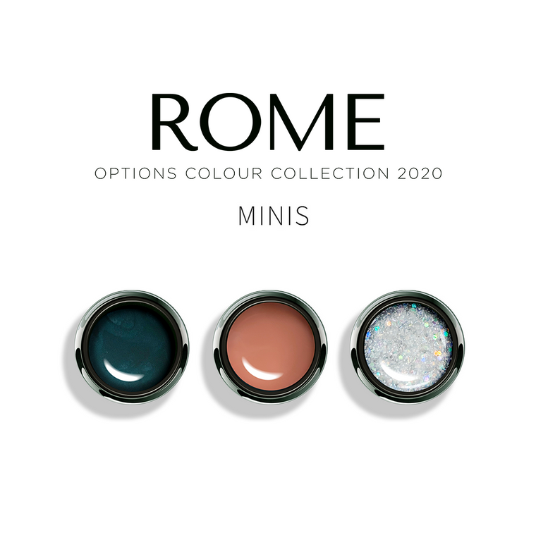 *NEW* Options ROME Colour Collection