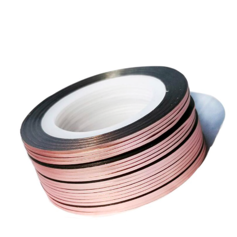 *NEW* Rose gold matt striping tape