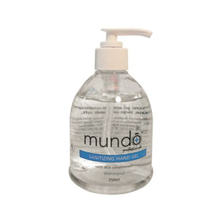 Mundo Sanitizing Hand Gel