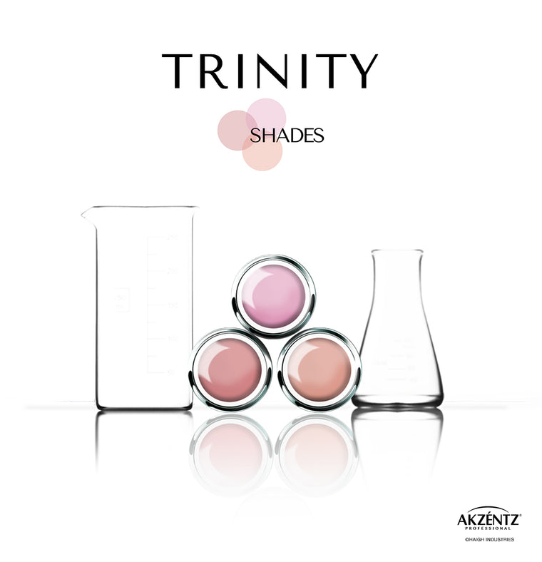 *NEW* Pro-formance Hard Gel - Trinity 3 in 1 Shades - Minis Collection