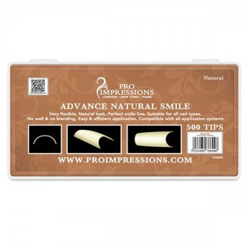 Pro impressions Advance Natural Well-less tips