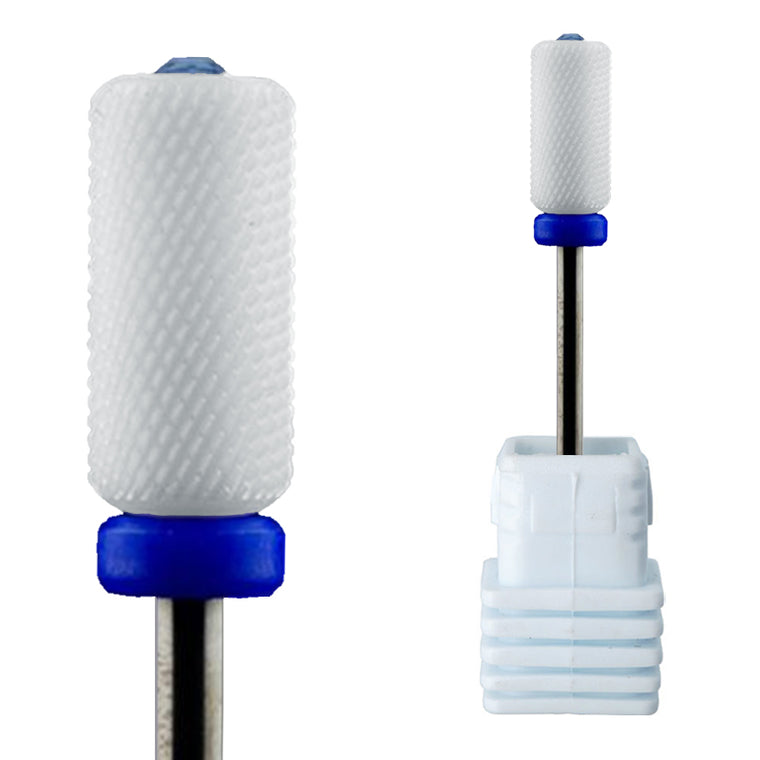 *New* Ceramic Barrel Bit - Blue Crystal - M