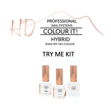HD Colour It! HYBRID - Try Me Kit