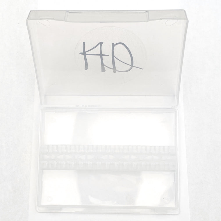 *New* E-file Bit Empty Case - Clear