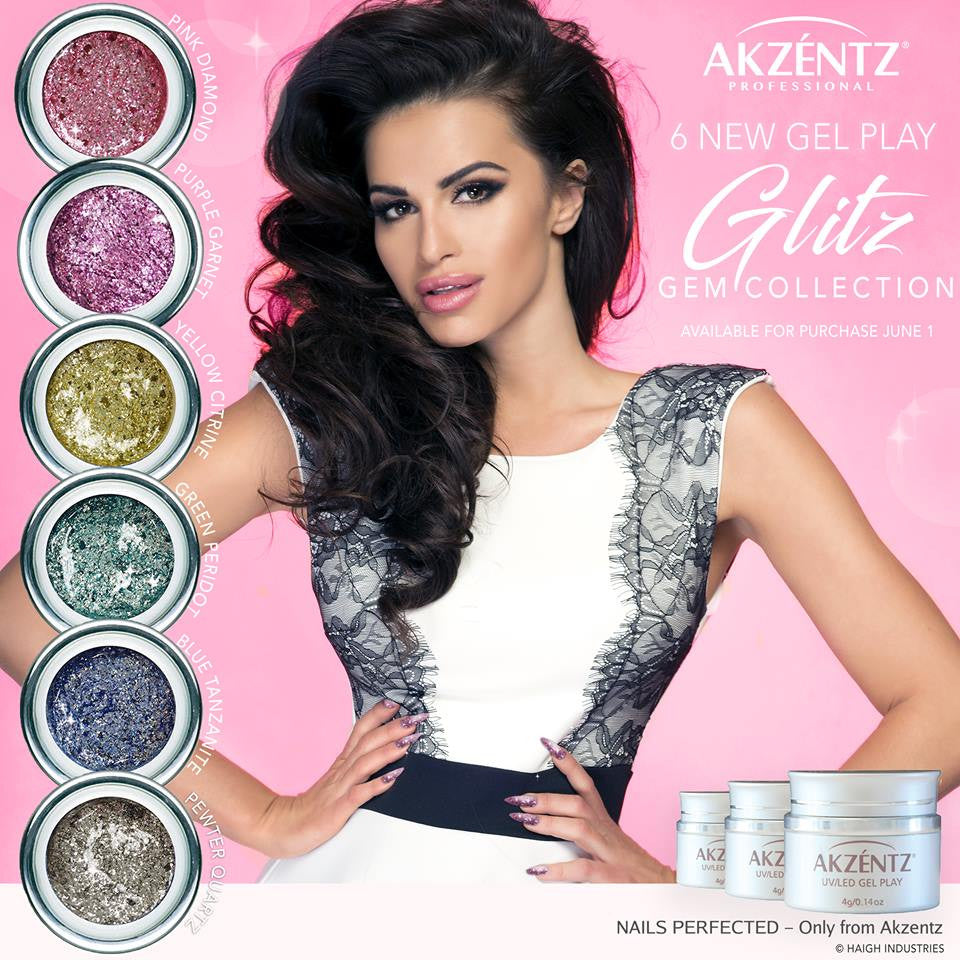 Gel play GLITZ GEM Collection