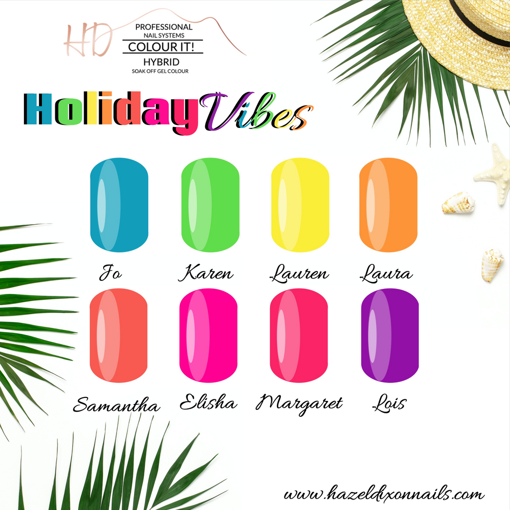 HD Colour It! HYBRID - Holiday Vibes Collection