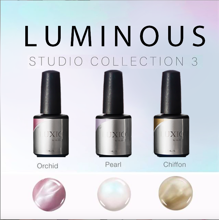 Luxio LUMINOUS Studio No3 Minis Collection