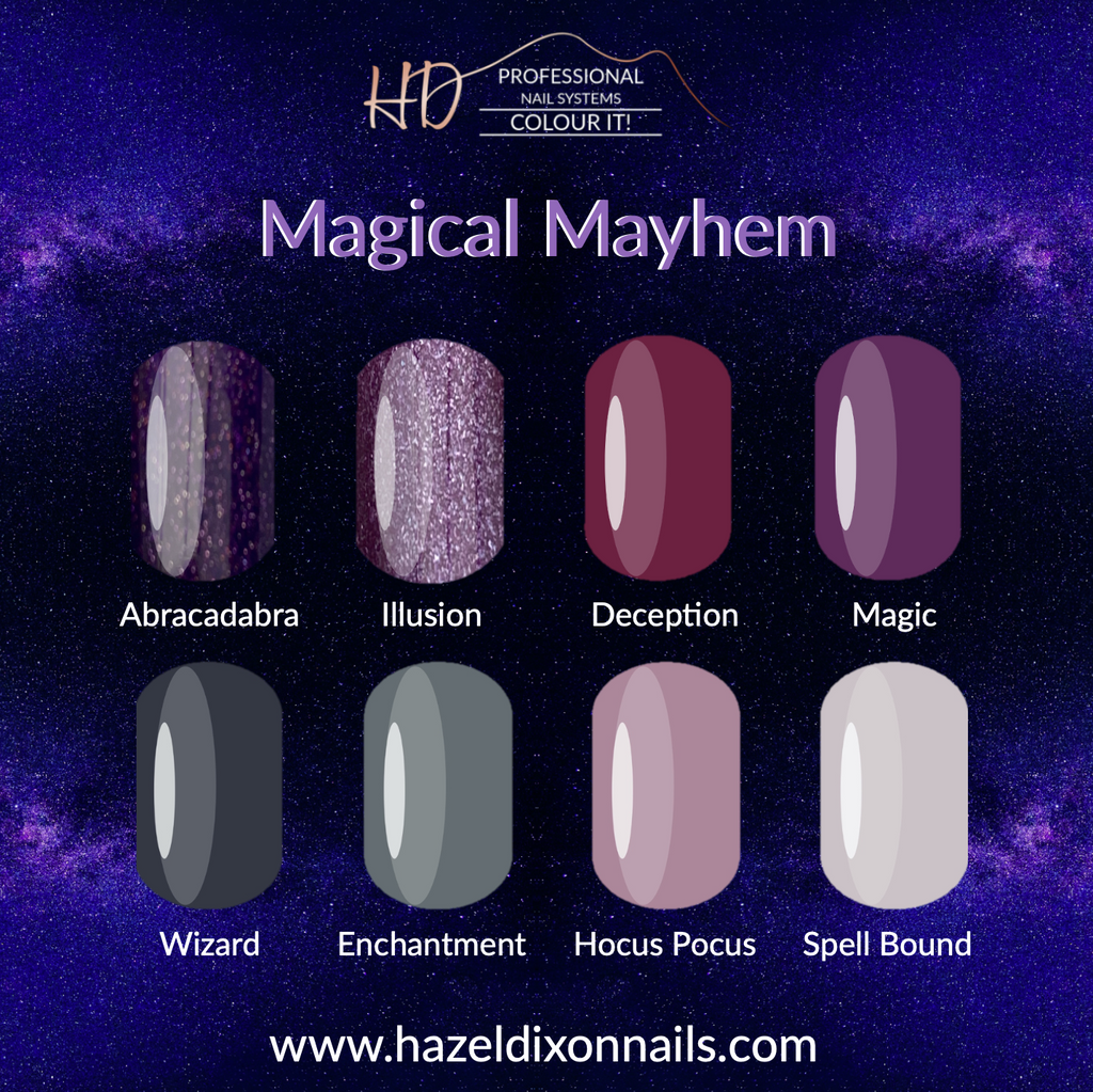 HD Colour It! Magical Mayhem Collection