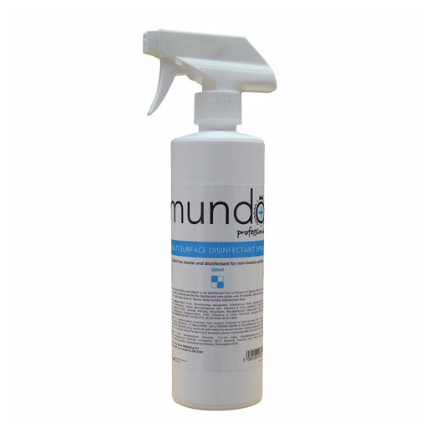 Mundo Multi Surface Disinfectant Spray