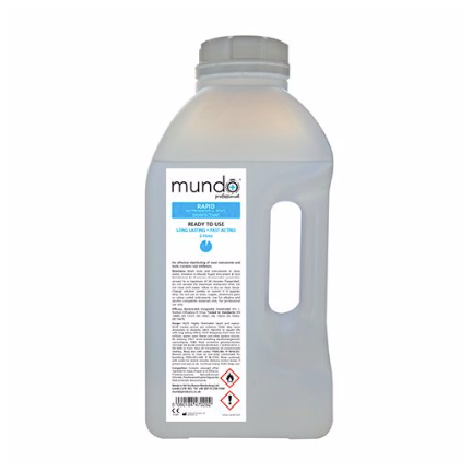 Mundo Rapid Instrument Disinfectant