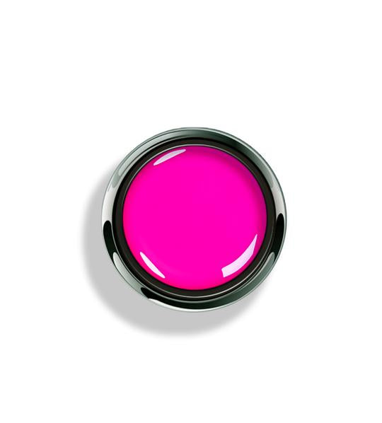 Options Soak Off Gel - Bright Sizzling Pink