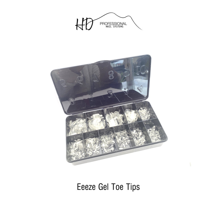*NEW* HD Eeeze Gel full cover TOE Tips