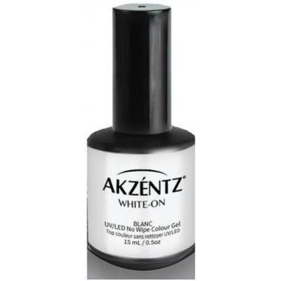 White-on No Wipe Top Coat