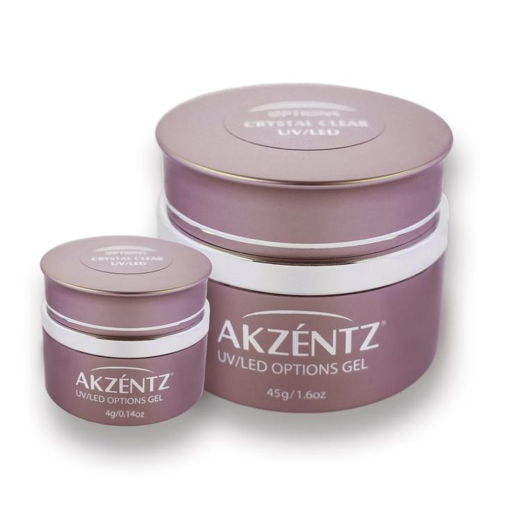 Akzentz Options UV/LED Soak Off Gel