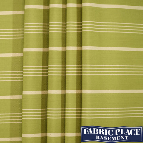 Hammock Stripe - Palm Green